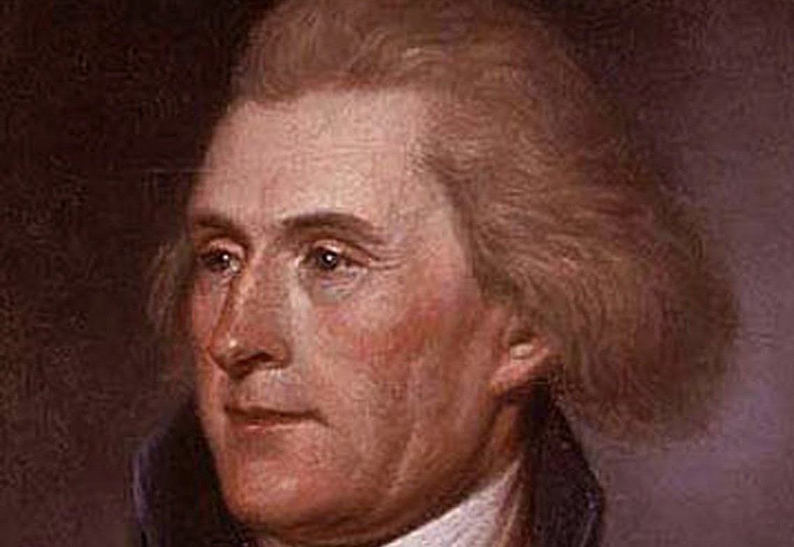 the views of thomas jefferson on slavery The religion and political views of thomas jefferson religion jefferson was raised an anglican/episcopalian  but while jefferson was vocally opposed to slavery,.