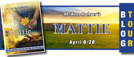 Mattie blog tour banner