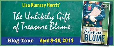 Treasure Blume blog tour
