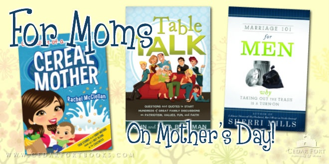 Books for Moms on Motherday 2013 2
