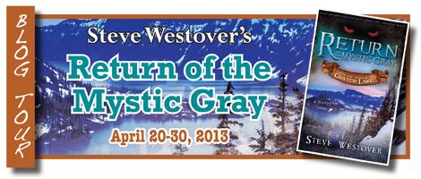 Return of Mystic Gray blog tour