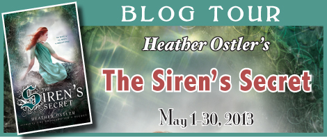 Blog Tour: The Siren's Secret