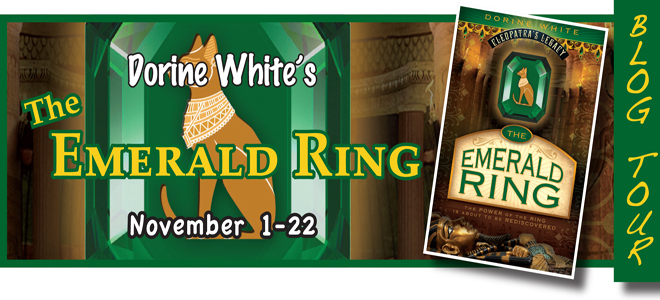 The Emerald Ring blog tour 2