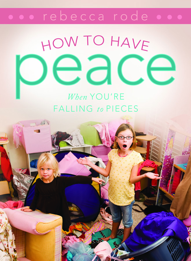 How to Have Peace 2x3