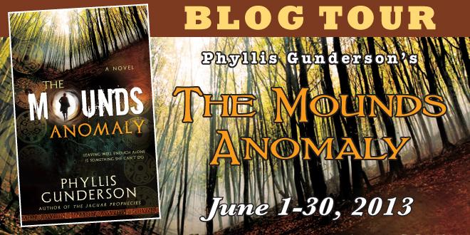 Mounds Anomaly blog tour