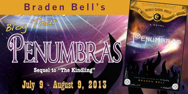 Penumbras blog tour