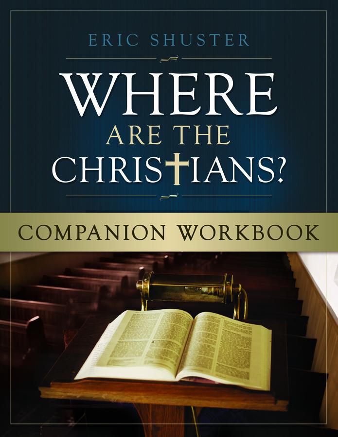 Where Christians Companion Workbook 2x3