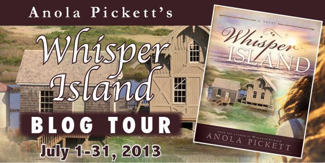 Whisper Island blog tour