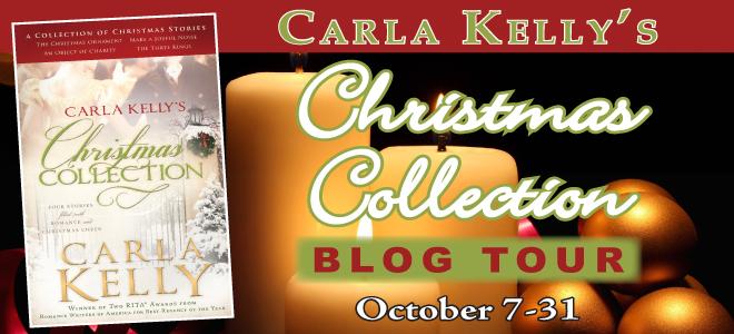 Carla Kelly Christmas blog tour