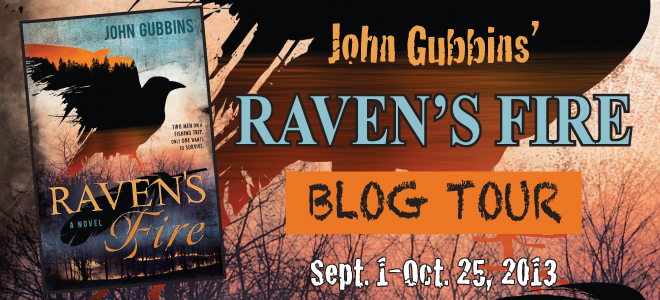 Raven's Fire blog tour
