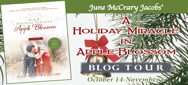 A Holiday Miracle blog tour