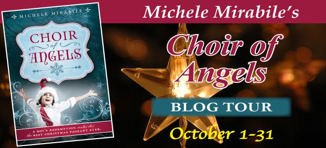 Choir of Angels blog tour