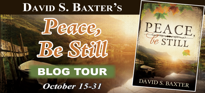 Peace Be Still blog tour