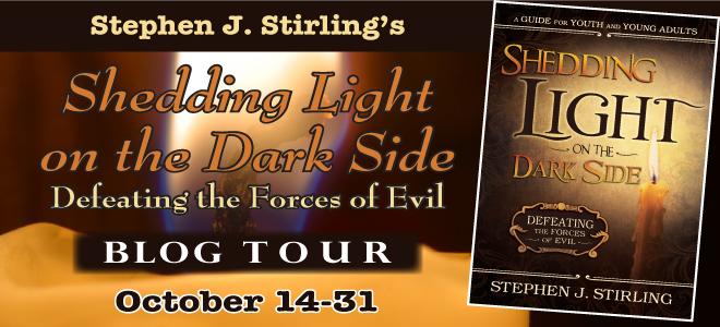 Shedding Light on the Dark Side blog tour