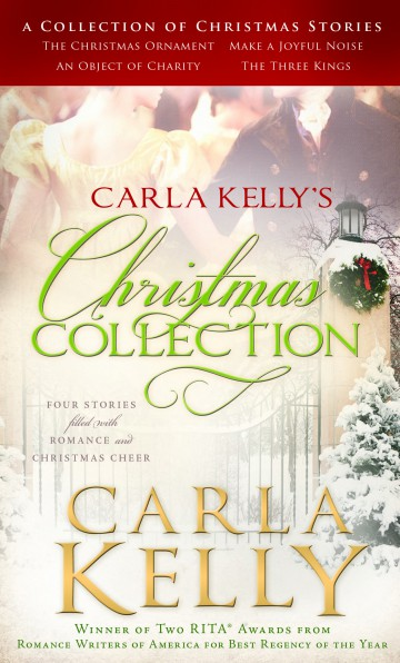 Carla Kelly Christmas Collection 2x3