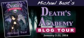 Blog Tour Death's Academy