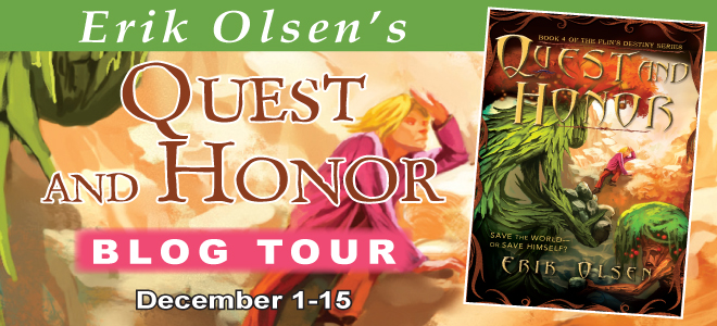 Quest and Honor blog tour