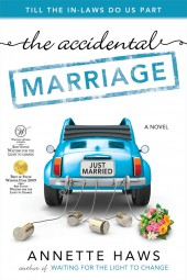 Fiction Fest: A peek inside Annette Haws' 'The Accidental Marriage'