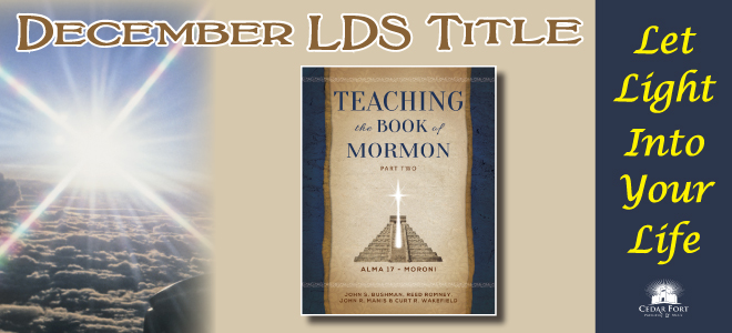 December LDS nonfiction release: Let light into your life