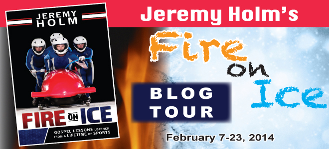 Fire on Ice blog tour
