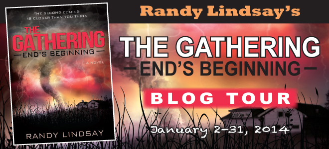 Gathering, End's Beginning blog tour