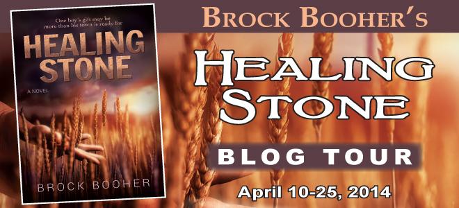 Healing Stone blog tour
