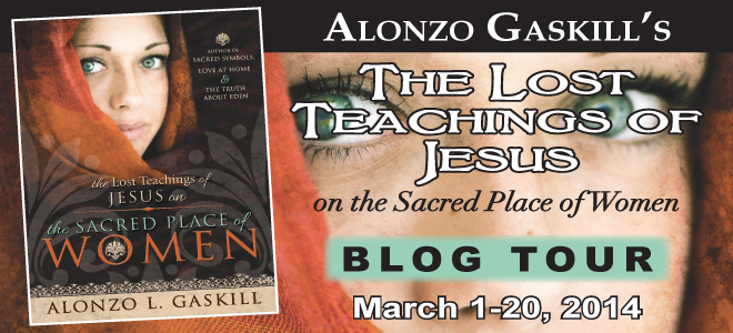 Lost Teachings of Jesus blog tour