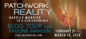 Blog Tour: 'Patchwork Reality'