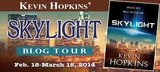 Skylight blog tour