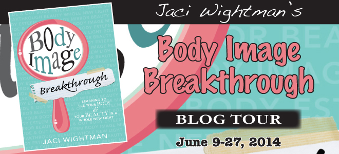 Body Image Breakthrough blog tour