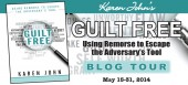 Blog tour: 'Guilt Free'