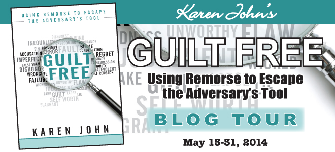 Guilt Free blog tour
