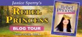 Blog tour: 'The Rebel Princess'