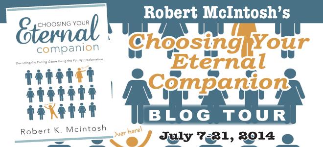 Choosing Your Eternal Companion blog tour