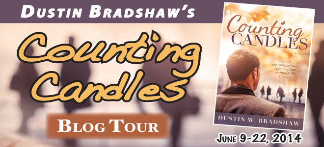 Counting Candles blog tour