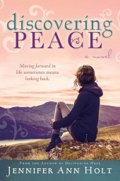 Fiction Fest: March free previews start with Jennifer Holt's 'Discovering Peace'