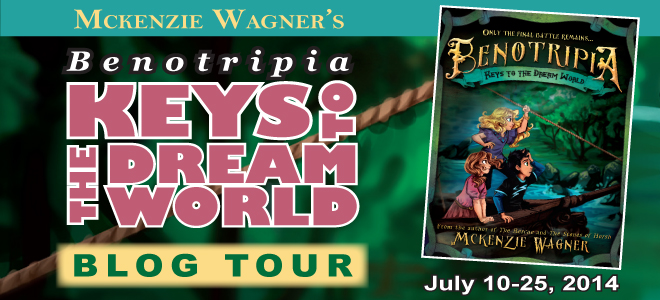 Keys to the Dream World blog tour