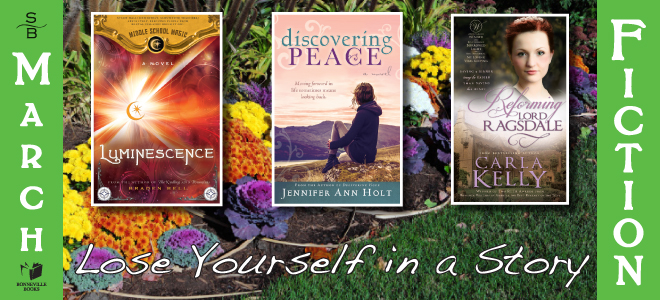 March fiction releases