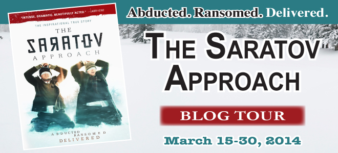 Saratov Approach blog tour