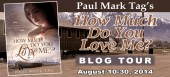 Blog tour: 'How Much Do You Love Me?'