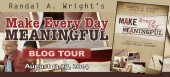 Blog tour: 'Make Every Day Meaningful'