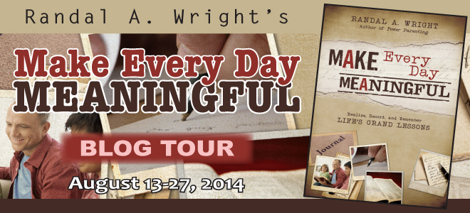 Make Every Day Meaningful blog tour