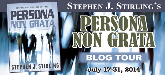 Persona non Grata blog tour