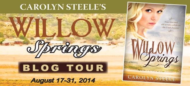 Willow Springs blog tour