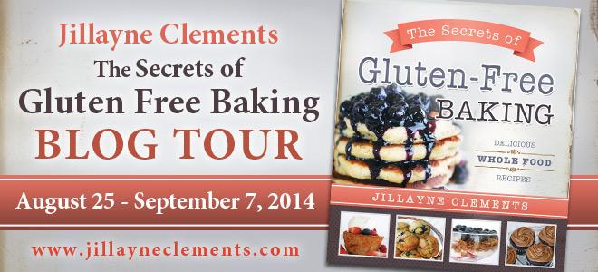 Jillayne-Clement--Secrets-of-Gluten-Free-Baking-blog-tour-banner