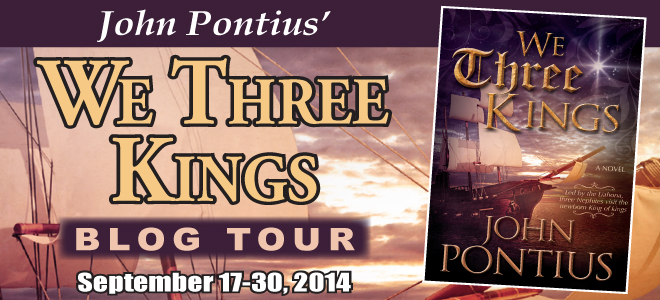 We Three Kings blog tour