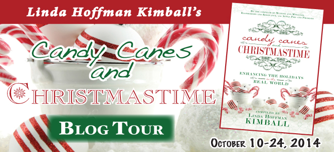 Candy Canes Christmastime blog tour