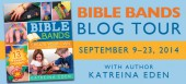 Blog tour: 'Bible Bands'