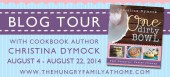 Blog tour: 'One Dirty Bowl'