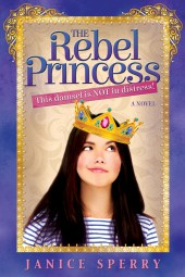 Fiction Fest: Final freebie from Janice Sperry's 'The Rebel Princess'